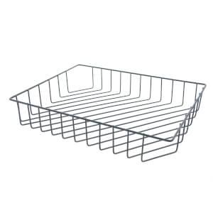 Wire Paper Tray - Matt Black