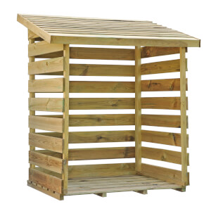 Mercia (Installation Included) Single Log Store