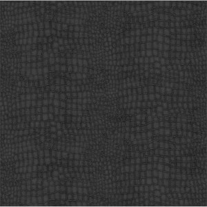 Superfresco Easy Crocodile Black Wallpaper