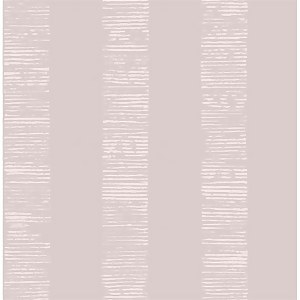 Boutique Mara Stripe Neutral  Wallpaper