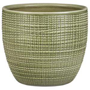Plant Pot - Mint - 16cm