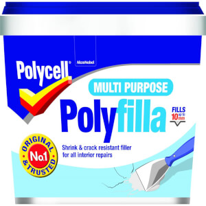 Multi Purpose Polyfilla Ready Mixed - 2kg