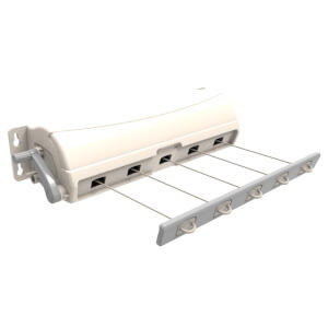 Rotaspin Heavy Duty Retractable 5 X 7m Line