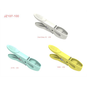 Dry Natural 100 Plastic Clothes Pegs