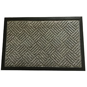 Small Grey Barrier Doormat - 40 x 60cm
