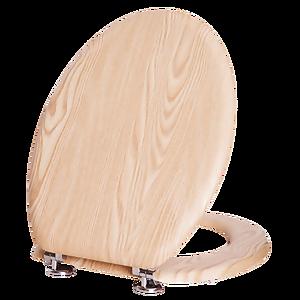 Portway Light Oak Toilet Seat