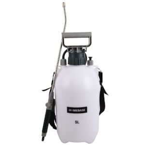 Sprayer With Metal Rod - 5L