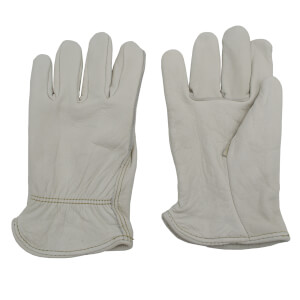 Big Mike by Stonebreaker Leather Driver Gloves - Large