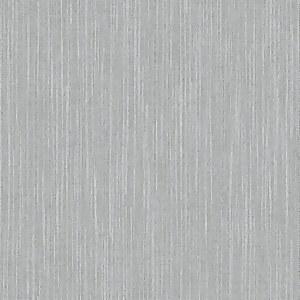 Grandeco Quartz Plain Grey Wallpaper