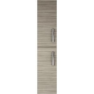 Balterley Rio 300mm Tall Unit 2 Door - Driftwood