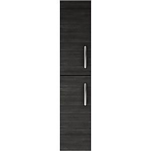 Balterley Rio 300mm Tall Unit 2 Door - Hacienda Black