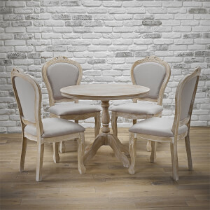 Provence 4 Seater Dining Set