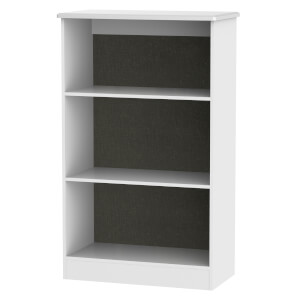 Kensington Bookcase - White
