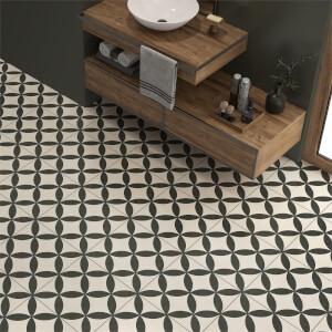 Lanister Ivory Wall & Floor Tile 33x33