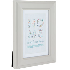 Newham Picture Frame 6 x 4 - Stone