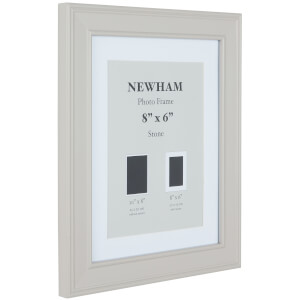 Newham Picture Frame 8 x 6 - Stone