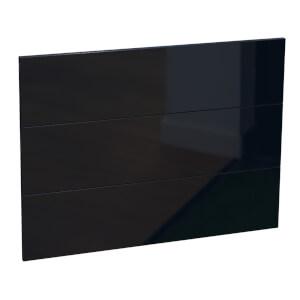 Modular Bedroom Slab 3 Drawer Chest Front - Navy Blue