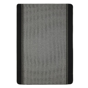 Richmond washable mat -Black