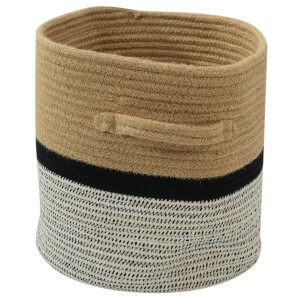 Clever Cube Rope Insert - Natural, Black & Grey