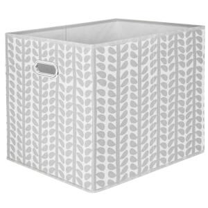 Clever Cube Vine Pattern Insert - Grey