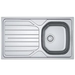 Mezzo 1 Bowl Sink