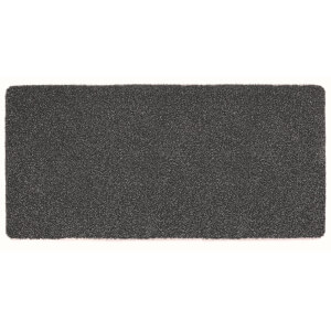 Microfibre Indoor Charcoal Runner
