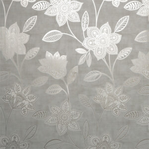 Superfresco Fiorella Taupe Wallpaper
