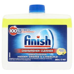 Finish Dishwasher Cleaner - Lemon