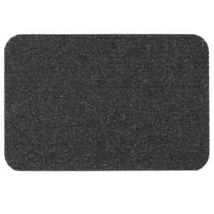 Titan Ribbed Barrier Mat - Charcoal