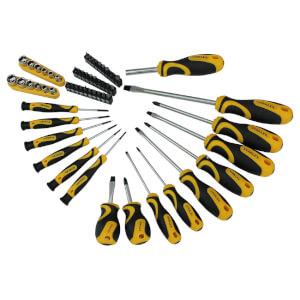 STANLEY STHT0-62147 58pc Screwdriver Set