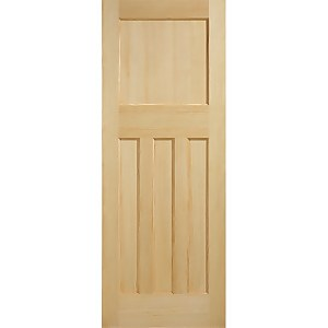 30's Style - Radiata - Pine Internal Door - 1981 x 762 x 35mm