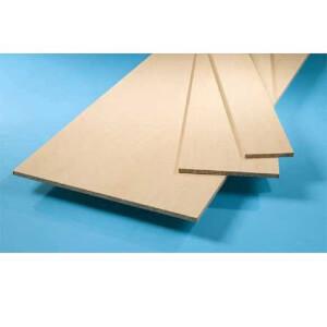 Maple Effect Furniture Board - 15 x 457 x 2440mm