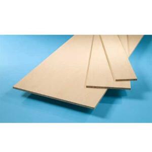 Maple Effect Furniture Board - 15 x 610 x 2440mm