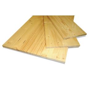 Solid Spruce Board - 18 x 400 x 850mm