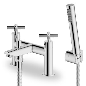 Colwith Bath Shower Mixer - Chrome