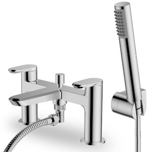 Skelwith Bath Shower Mixer - chrome
