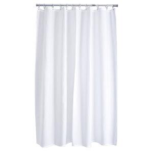XL White Shower Curtain