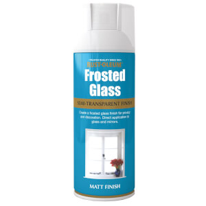 Rust-Oleum Spray Paint - Frosted Glass - 400ml