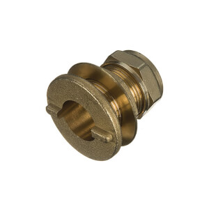 Compression Tank  Coupler 15mm