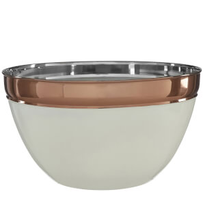 Prescott Large Mixing Bowl - Silver