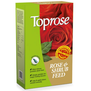 Toprose Rose & Shrub Feed 4kg