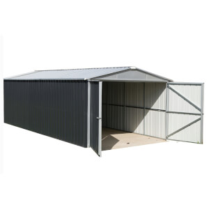 10x17ft Yardmaster Metal Garage