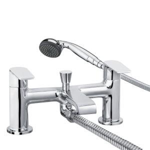 Cadence Bath Shower Mixer  - Chrome