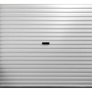 White Roller Garage Door to suit 2400mm to 2449mm (Width)