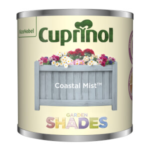 Cuprinol Garden Shades Tester - Coastal Mist - 125ml