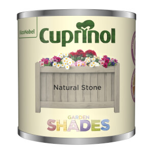 Cuprinol Garden Shades Tester - Natural Stone - 125ml