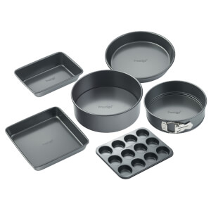 Prestige Professional Bakeware 6 Piece Baking Set