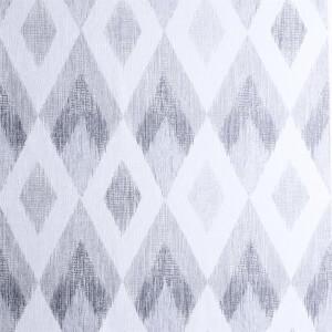 Arthouse Scandi Diamond Silver Wallpaper