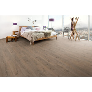 EGGER HOME Laminate Flooring 8mm - Murom Oak nature
