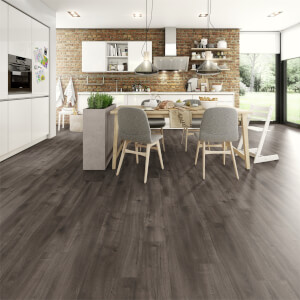 EGGER HOME Grey Loja Oak 8mm Laminate Flooring